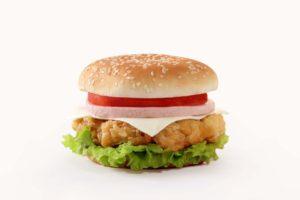 Simple burger recipe