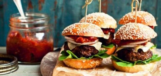 Amazing Burger Recipe