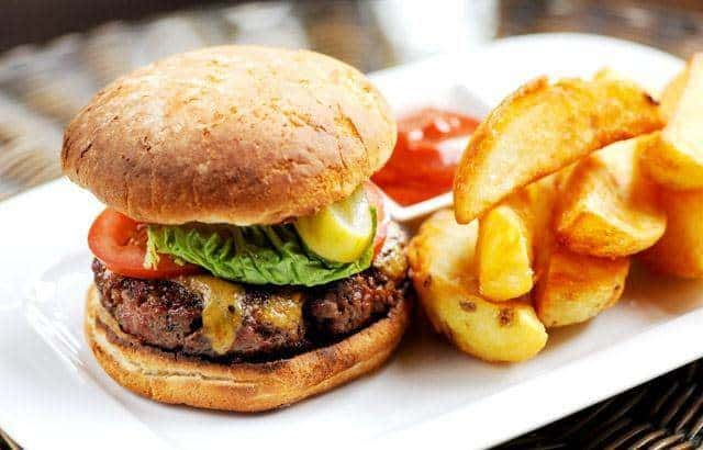 Best Homemade Hamburger Recipe