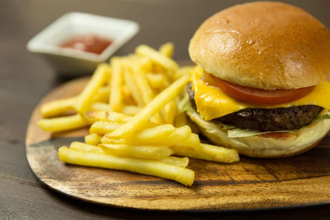Make Cheese Burger