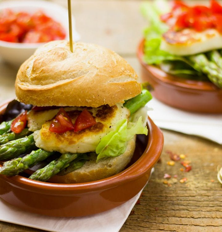 How to Make Veg Burger