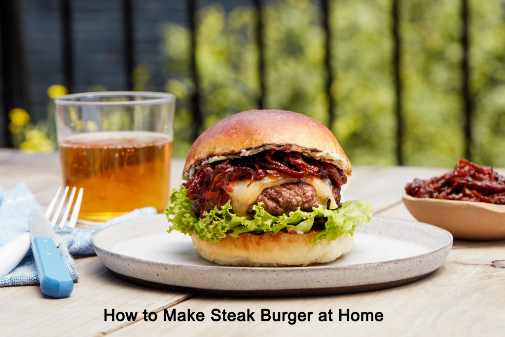 How-to-Make-Steak-Burger-at-Home